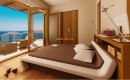 Villa with hotel service DeLuxe in Elounda