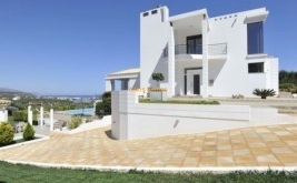 Exclusive villa near the town of Hersonissos