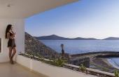 14, Villas on the territory of the luxury hotel De Luxe in Elounda