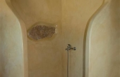 276, New villa in stone with olive grove and pool