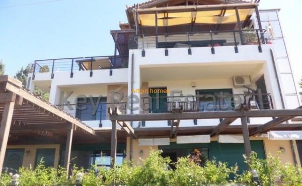 LAGONISI Blue Coast, detached house 290 sq.m