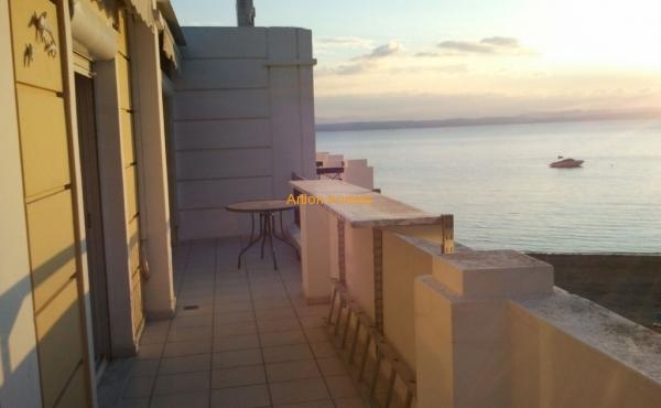 Penthouse Apartment on the sea, in Eretria Euboea